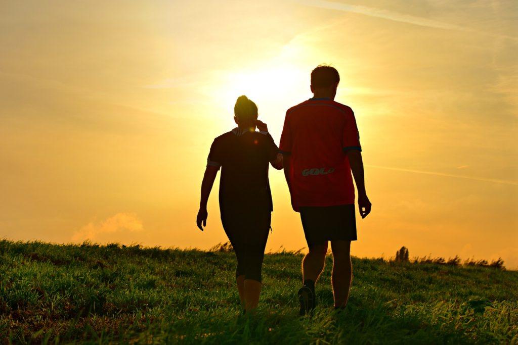 Wellbeing walk