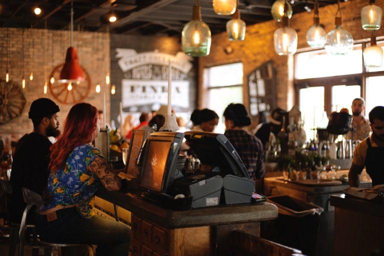 bar day-time