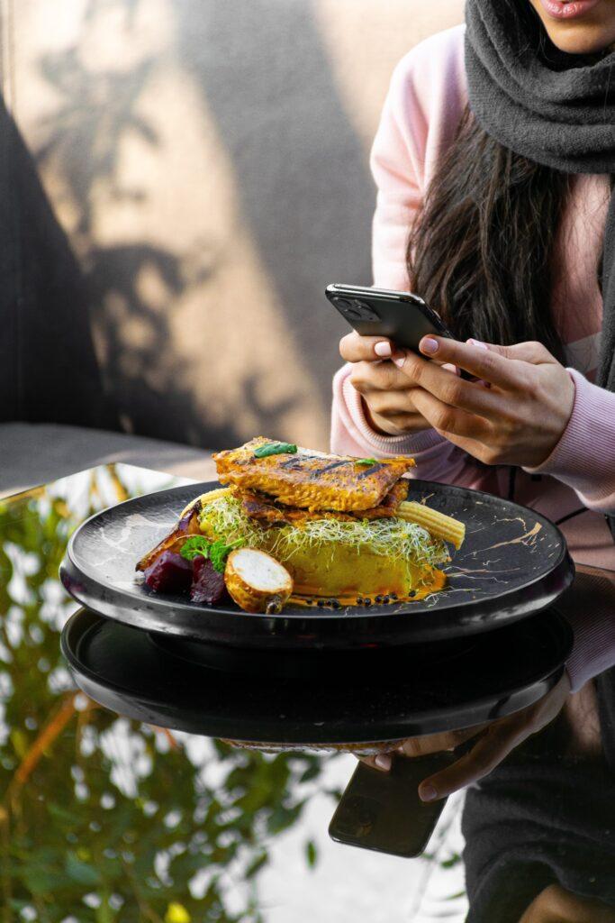 mobile ordering app